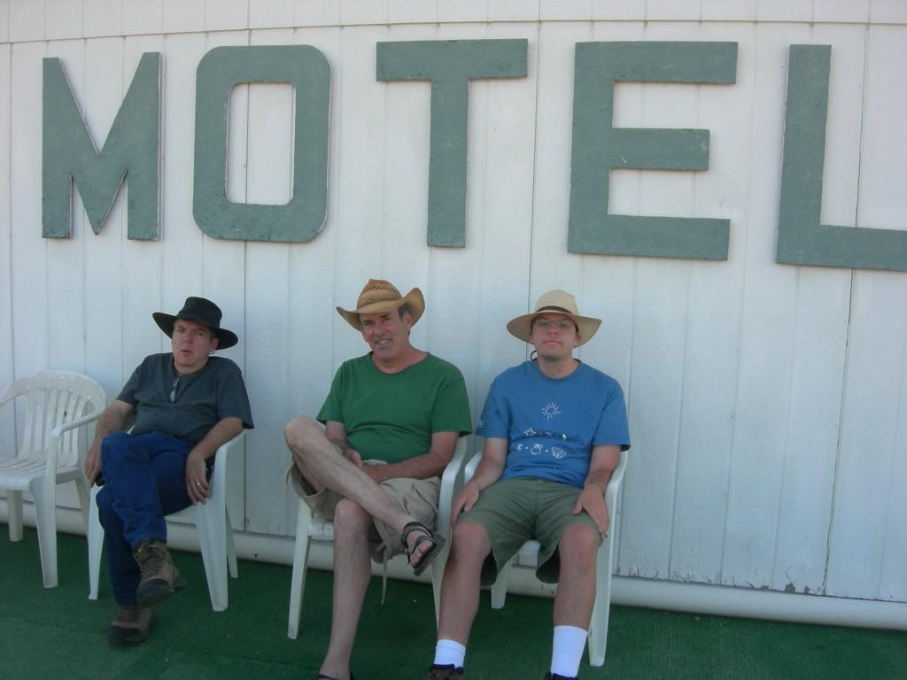 Motel in St Ignatius